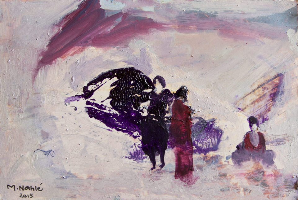 'GEISHA'S WINTER'