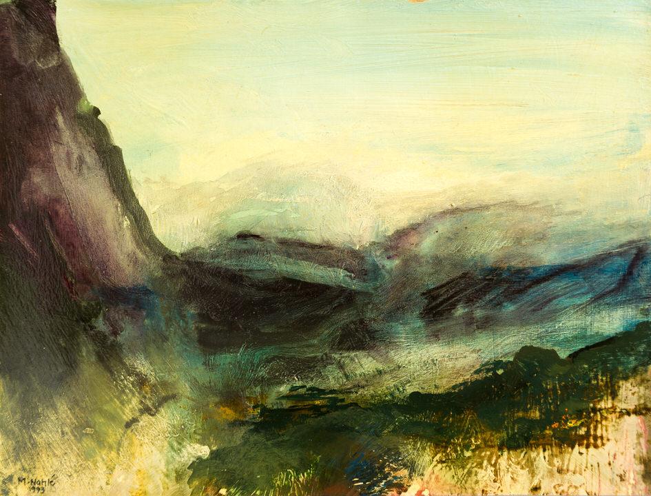 'LEBANESE MOUNTAINS'