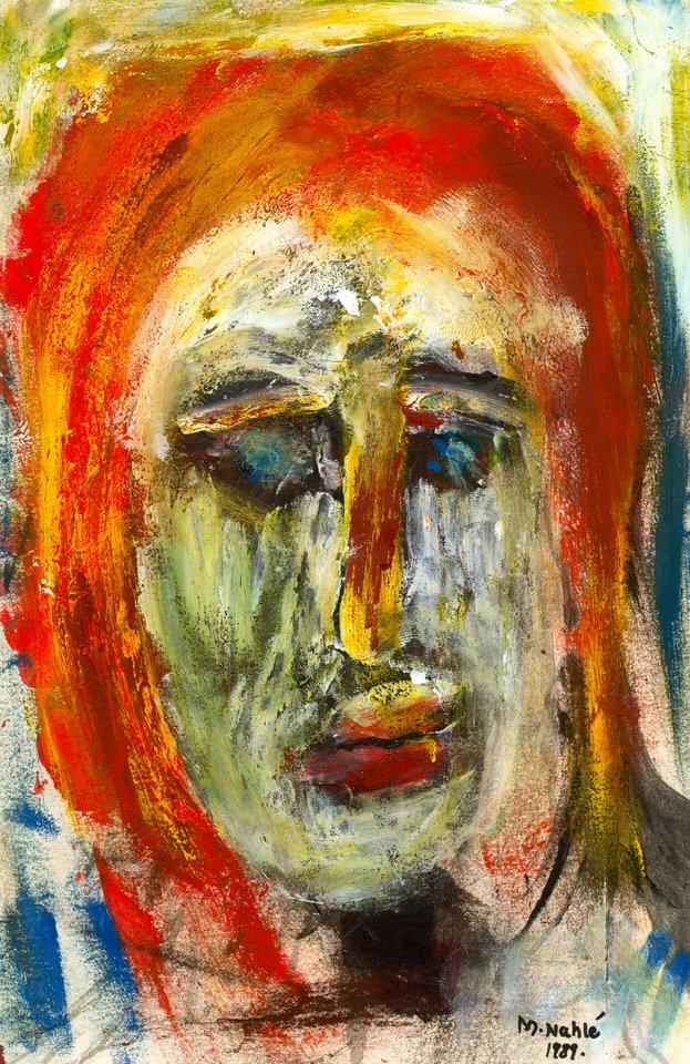 'PARROT FACE'